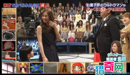 日本女星,日本女星录节目,女星又舔又咬,无节操节目,夜狼猎奇网