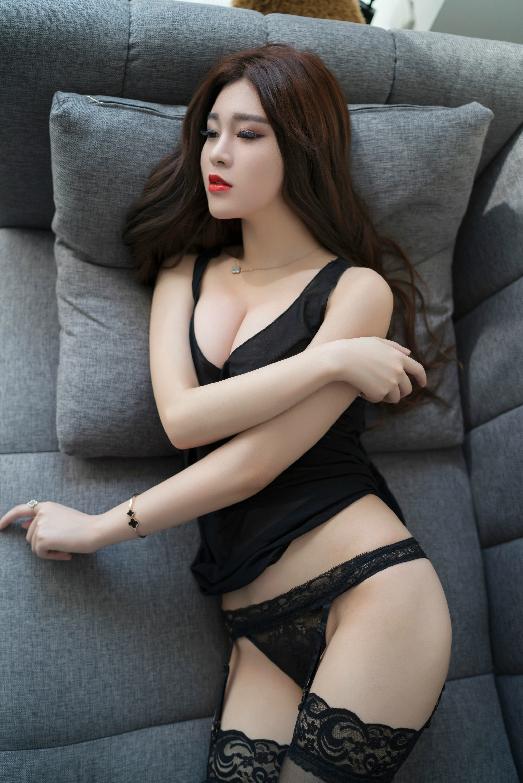 【TuiGirl】推女郎小九九性与艺术完美结合 唯美人体写真