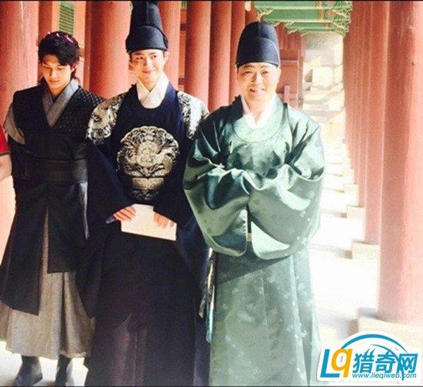 朴宝剑惊喜出演《runningman》 朴宝剑新剧拍摄花絮曝光