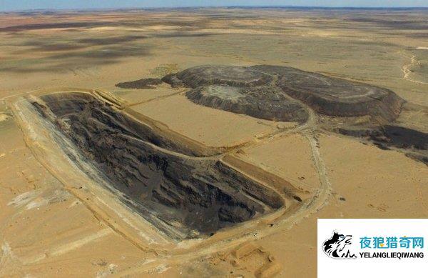 内蒙古煤矿燃烧五年未熄 疑为无良商家骗取灭火资金恶意点燃