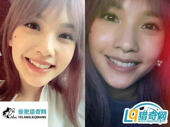 """杨丞琳晒自拍美照 引网友批评""""90%整形过"""""""
