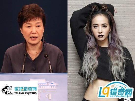 蔡依林被卷朴槿惠风暴 全因这首《美人计》MV