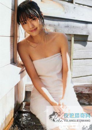 有村架纯正宗日式招牌甜美 美女的必杀技_正妹墙_丢豆网