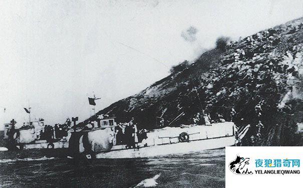 一江山岛登陆战
