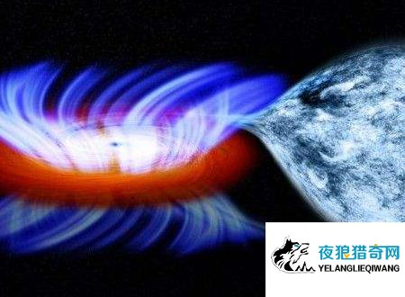 宇宙中最大的星球神秘宇宙中总会存在这样的奇迹(www.goyelang.net)