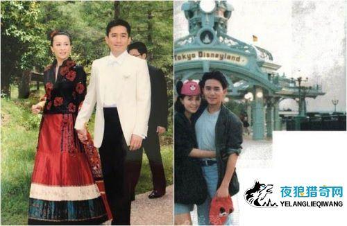这就是爱情!刘嘉玲晒婚纱照 庆祝嫁梁朝伟10年