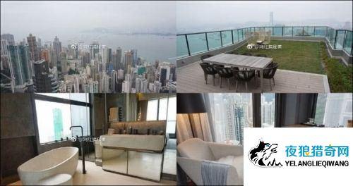 吴佩慈4亿全款购置的豪宅曝光 奢华媲美皇宫