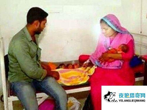 孟加拉国奇妈 分娩26天再诞龙凤胎