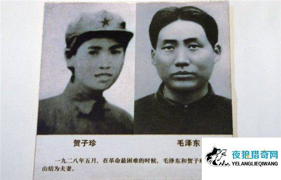 贺子珍为什么去苏联?这一走就与毛泽东成为永别(www.goyelang.net)