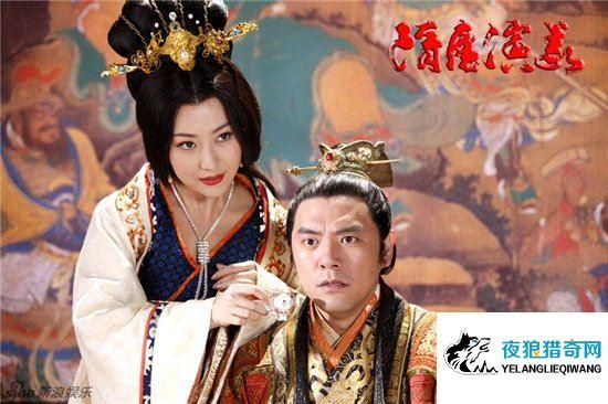 陈宣华得到痴情皇帝杨坚的青睐,过世时年仅29岁(www.goyelang.net)