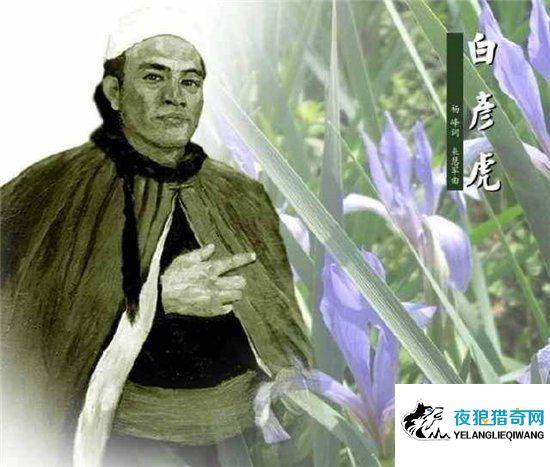 白彦虎具有元帅地位,是历史上一位很厉害的领导人(www.goyelang.net)