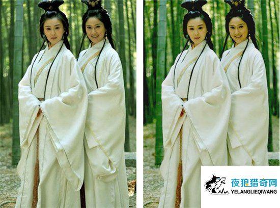 大小二乔是对美丽的姐妹花,曹操曾觊觎二人的美貌(www.goyelang.net)