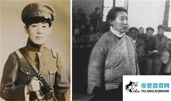 川岛芳子生死大揭秘,清朝格格被判死刑(www.goyelang.net)