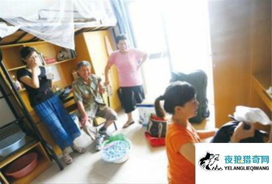 """上海大学根据新生对住宿要求 实现了寝室的""""私人定制"""""""