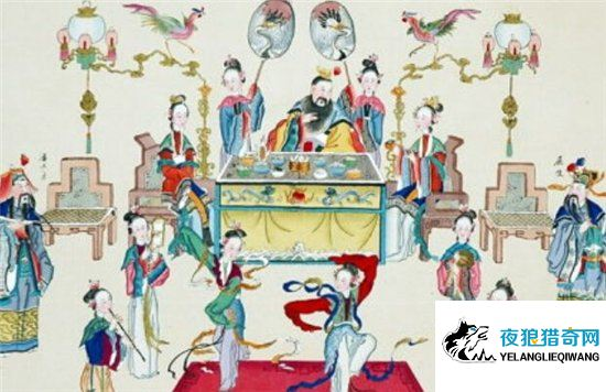 响遏行云的主人公,薛谭学唱歌吃尽苦头的故事(www.goyelang.net)
